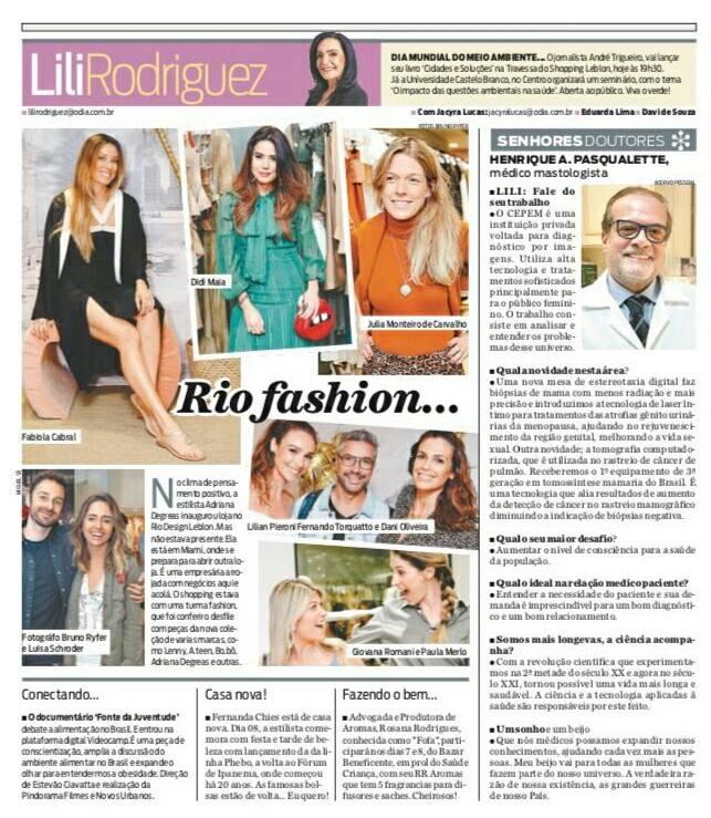 Entrevista - Dr Henrique